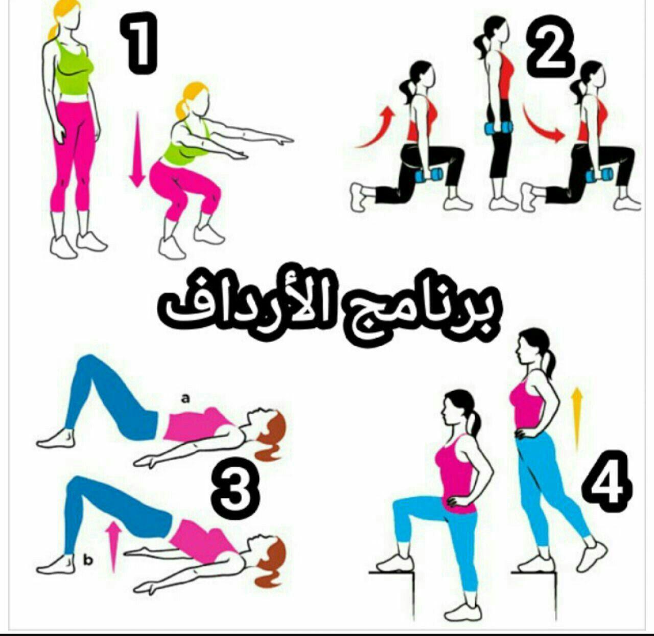 للارداف Lower Body Workout Gym Workouts Fitness Body