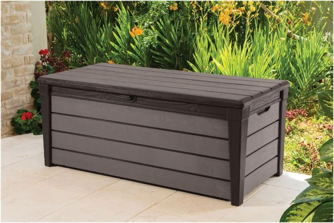 Large Garden Storage Boxes. Brand new to the market, these large ...