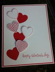 image result for stampin up hearts a flutter card ideas diy cards