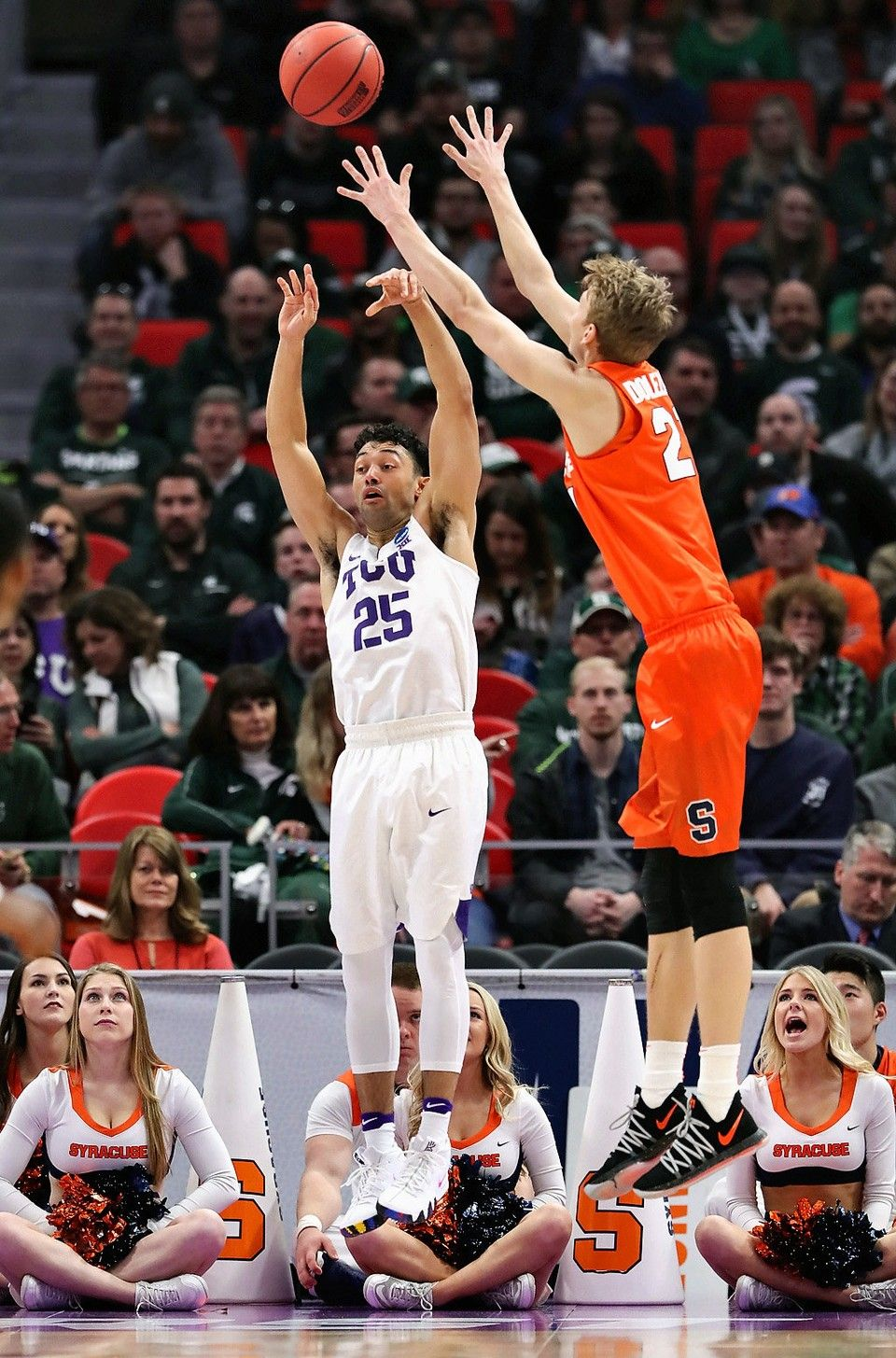 Best And Worst From Syracuse Basketball Vs Tcu Ncaa Tournament Syracuse Basketball Ncaa Tournament Basketball Compression Pants