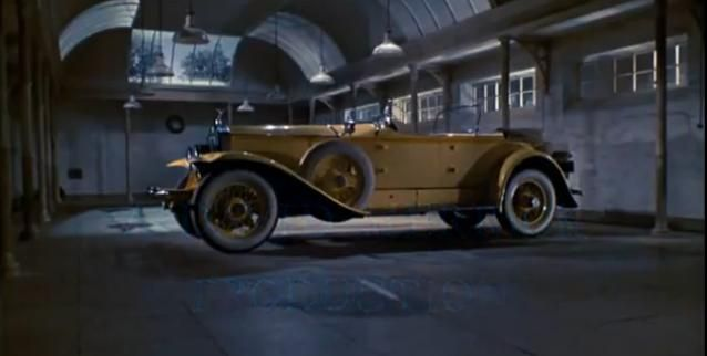 gatsby automobile