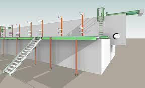 Tekla precast concrete detailing, Tekla precast panel, shop