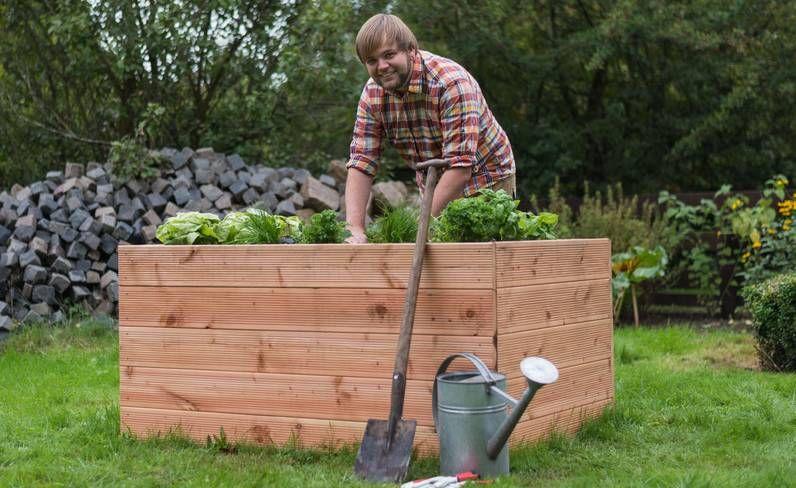 Scheerer Gartenelemente Garten Holzschutz Holz