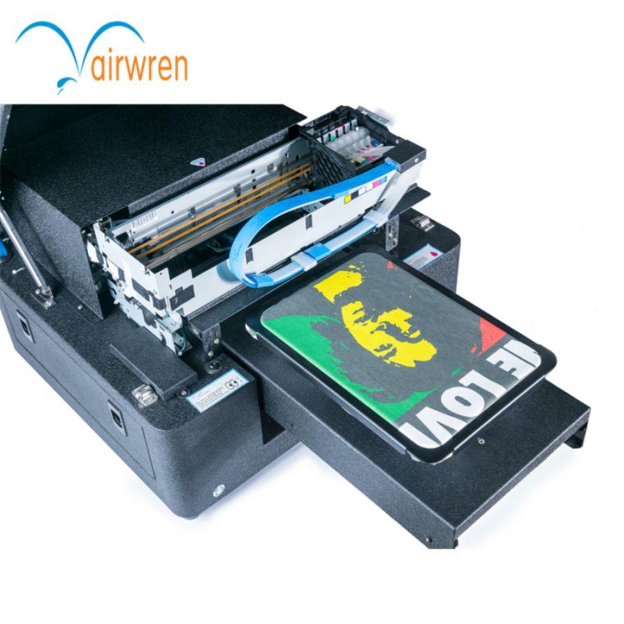 a4 size digital textile printer direct to garment printer