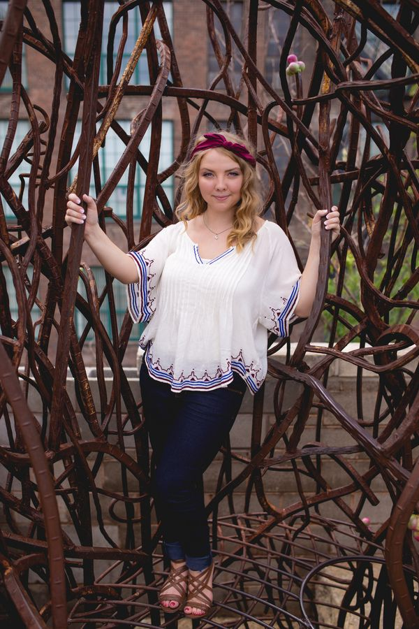 Senior Shoot at City Museum by Kairos Photography   Two
