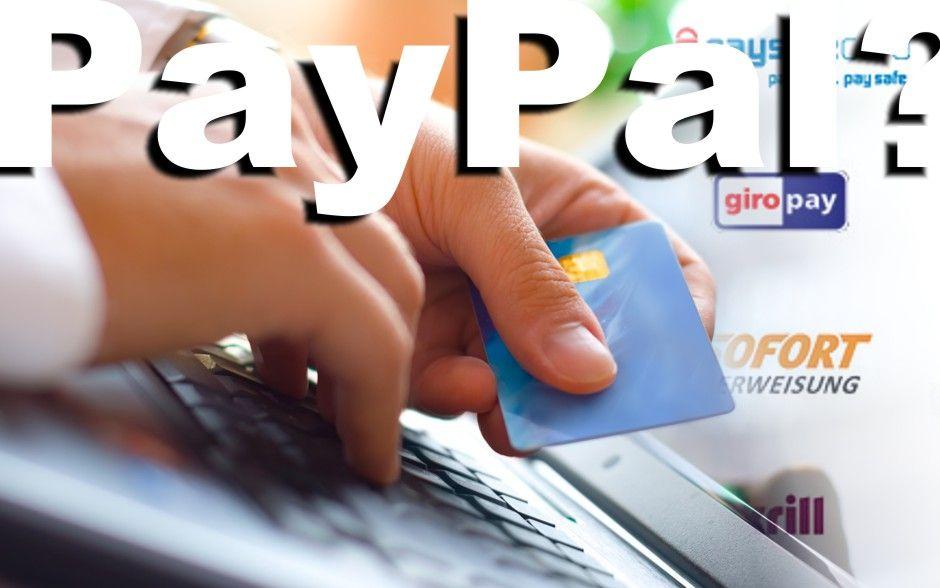 Alternativen Zu Paypal