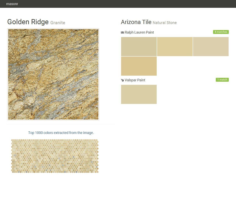 Lapidus premium product search marva marble and granite - Golden Ridge Natural Stone Granite Slab Arizona Tile Countertops Pinterest Granite Slab Natural Stones And Granite