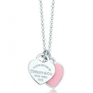 Tiffany double heart necklace tiresomecategor pinterest tiffany double heart necklace aloadofball Choice Image