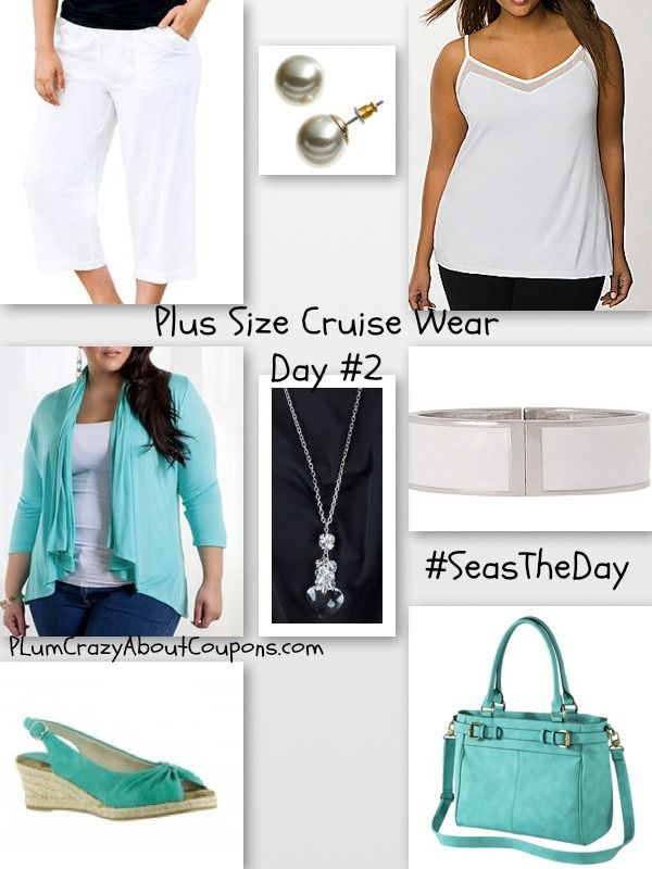385c9932f9 First Cruise  What to Wear Plus Size Women - Plum Crazy About Coupons   SeasTheDay  JustPlumCrazy