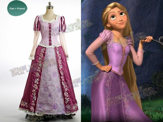 Disney Tangled Cosplay Rapunzel Costume Outfit - Cosplay Costumes - Cosplay Costumes - Sexy Lingerie wholesaleHalloween costumes  sc 1 st  Pinterest & Disney Tangled Cosplay Rapunzel Costume Outfit - Cosplay Costumes ...