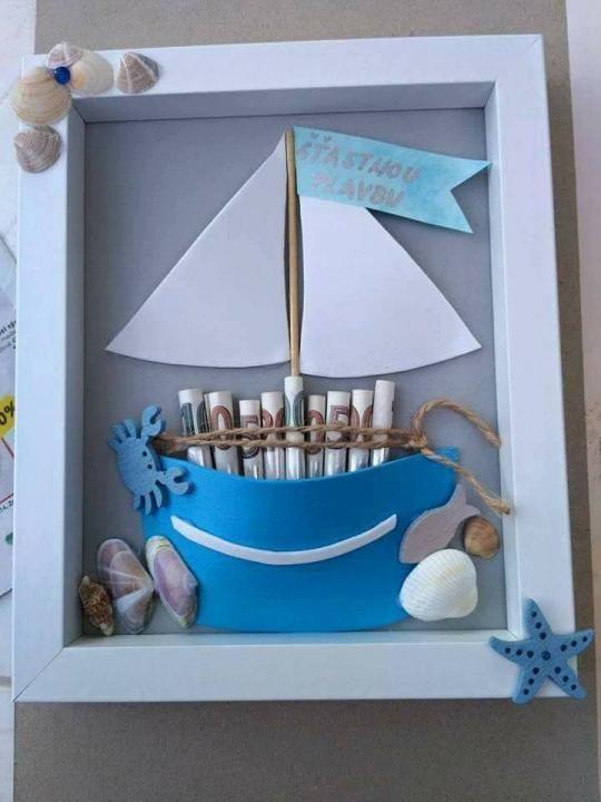 Eine Explosions Box Als Hochzeitsgeschenk Geschenke