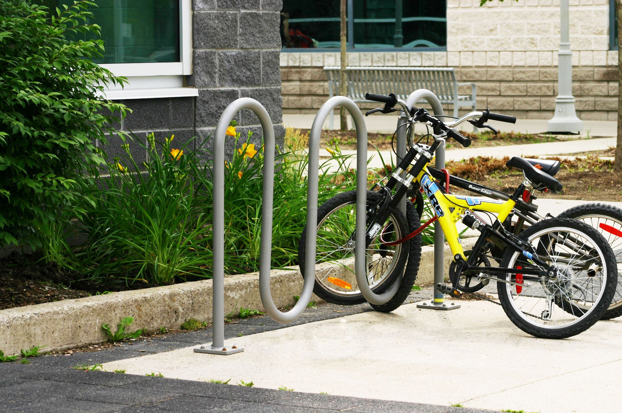 Look At How Cute These Little Bikes Look Next To Maglin S Mbr400