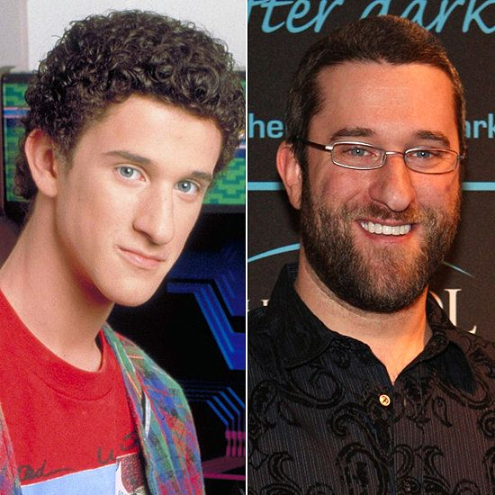Dustin Diamond Now Dustin Diamond Saved By The Bell Stars Then And Now
