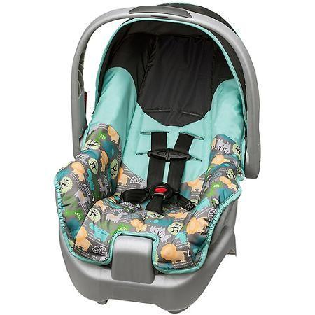 Evenflo Nurture Infant Car Seat, Jungle Safari - Walmart.com