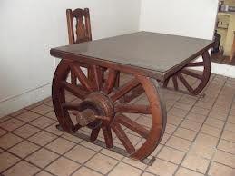 Mobiliario con ruedas de carretas buscar con google - Ruedas para mobiliario ...