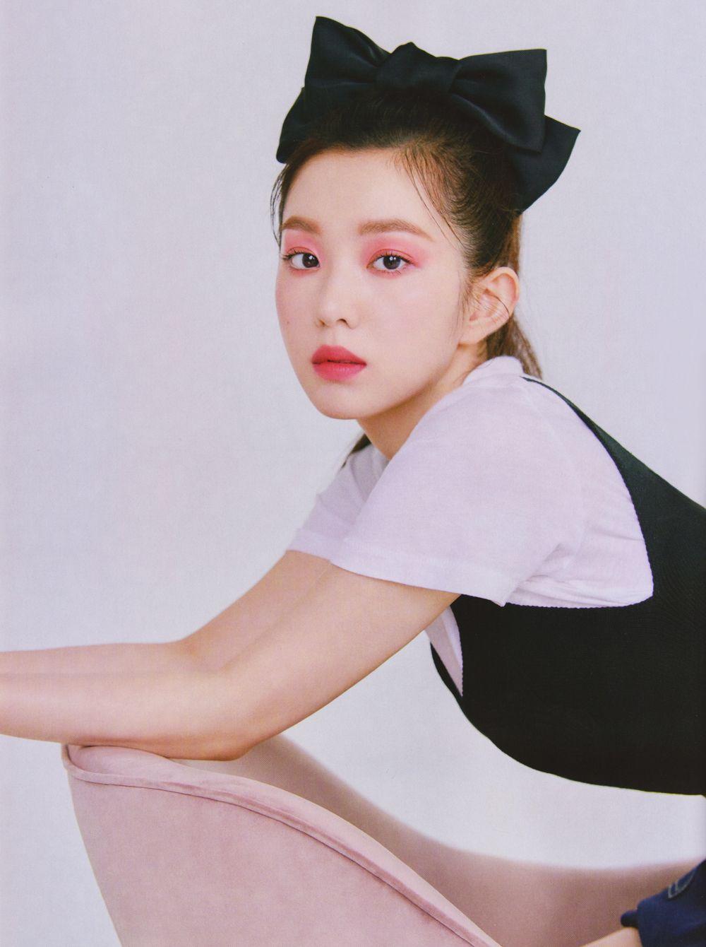 190801 irene (red velvet) @ marie claire korea x chanel