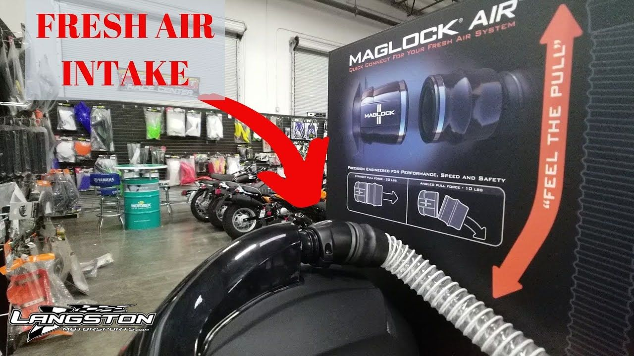 Maglock Air Kit PolarisRZR rzrlife maglock