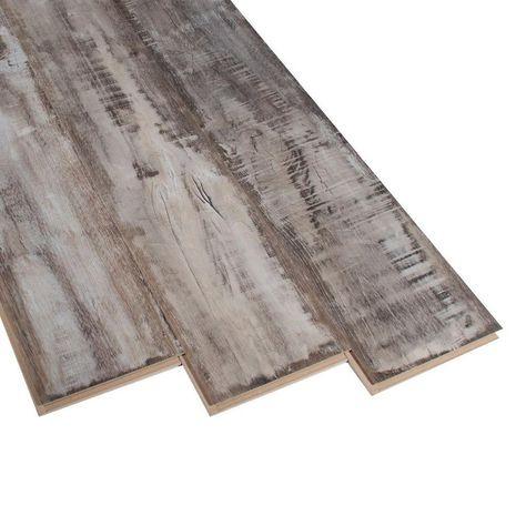 Antique Oak Hand Scraped Laminate Laminate Flooring Real Wood And