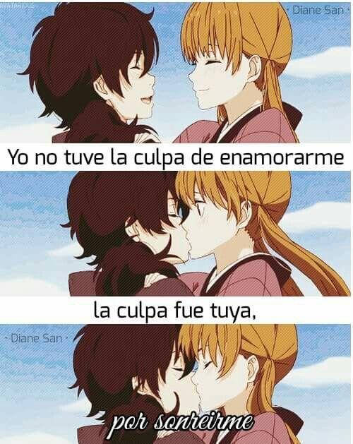 Frases Romanticas De Amor Anime En Imagenes Para Descargar Gratis Y