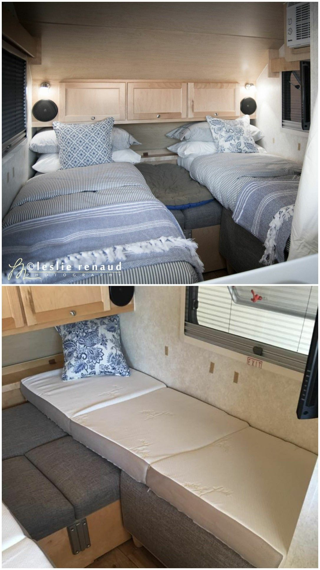Modifications With Images Teardrop Camper Interior Camper