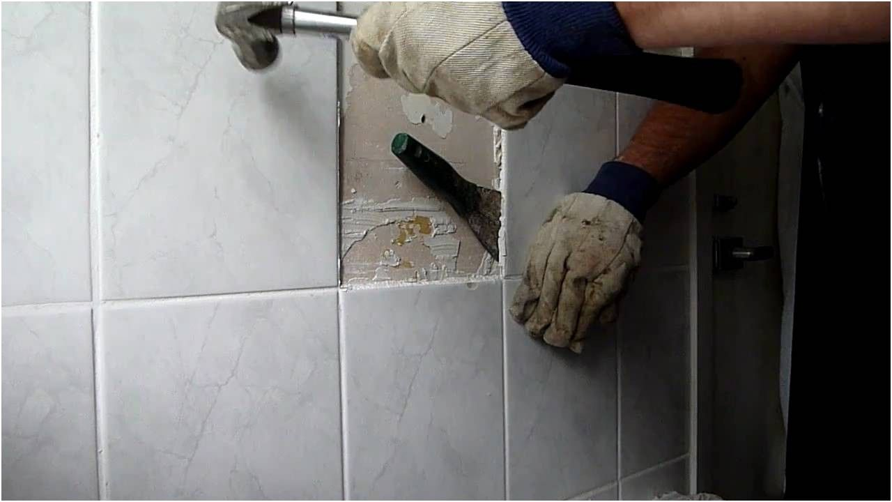 Removing Bathroom Tiles You From How To Change Tile