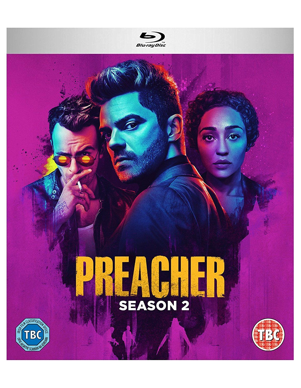 preacher season 2 stream