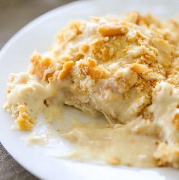 Creamy Ranch Chicken Casserole Recipe | Lauren's Latest