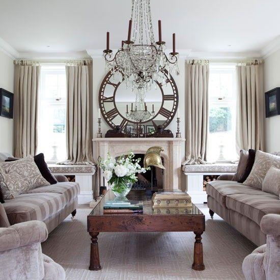 Opulent Living Room Chandelier In Living Room Formal Living