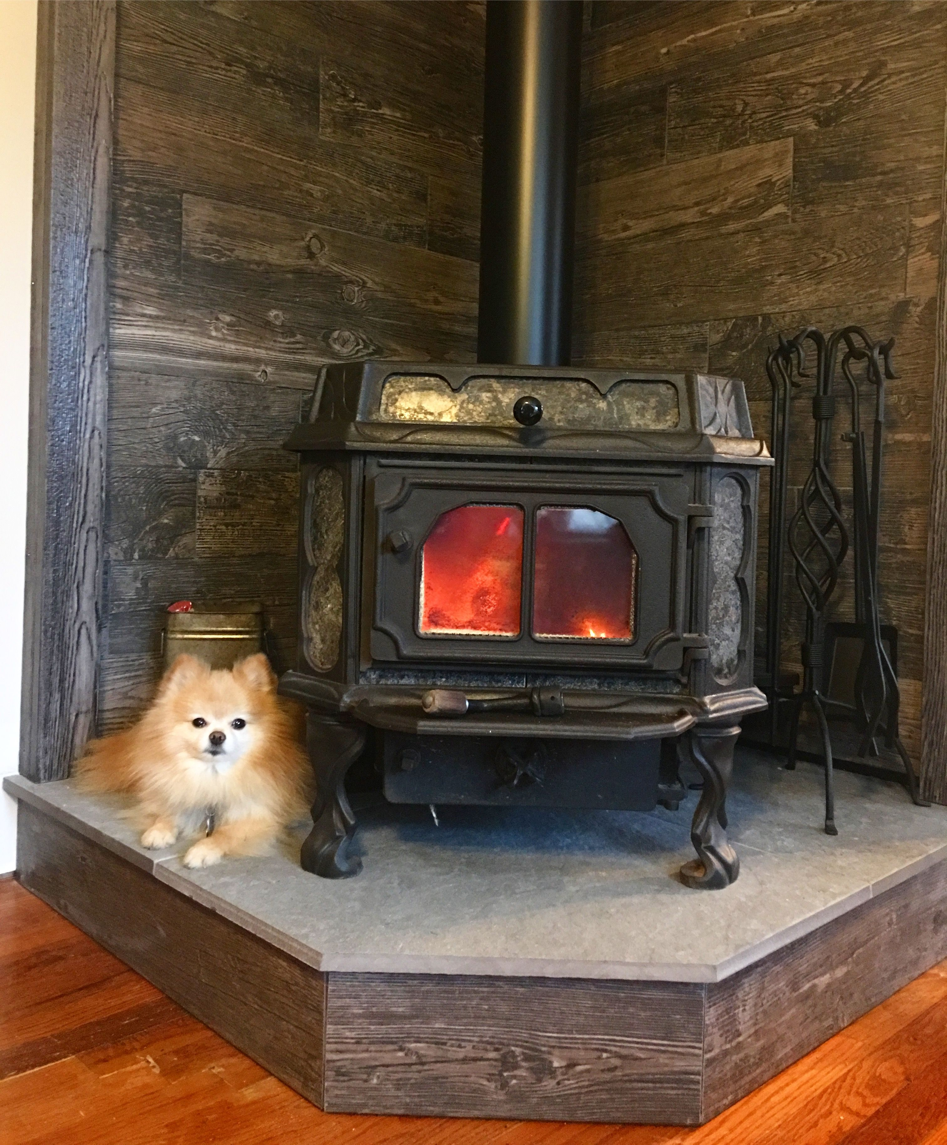 Corner Wood Stove Hearth Porcelain Barn Wood Tile Wood Stove Hearth Wood Burning Stove Corner Wood Stove Fireplace