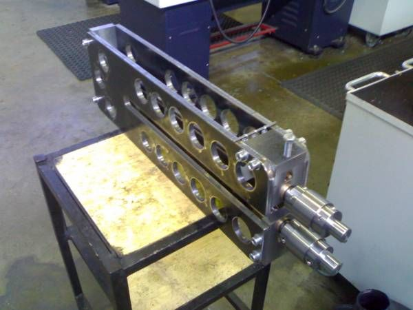 My Bead Roller Under Construction Page 2 Metal Meet