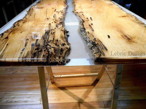 Mesa De Jantar Retangular De Madeira Maci 231 A Briccola E