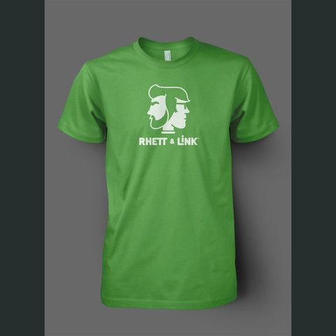 1f31935cd DFTBA - Rhett & Link Logo Shirt | Fantasy Wardrobe | Shirts, Fathers ...