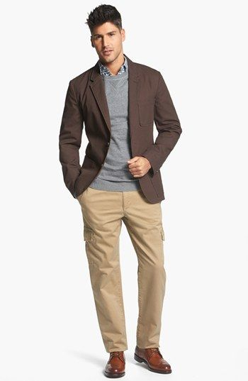 Wallin & Bros. Sportcoat, Sweater, Sport Shirt & Cargo Pants ...