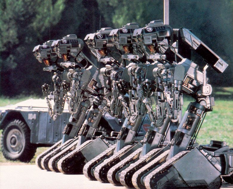 Now Robots will be used in Indian army in wars!!