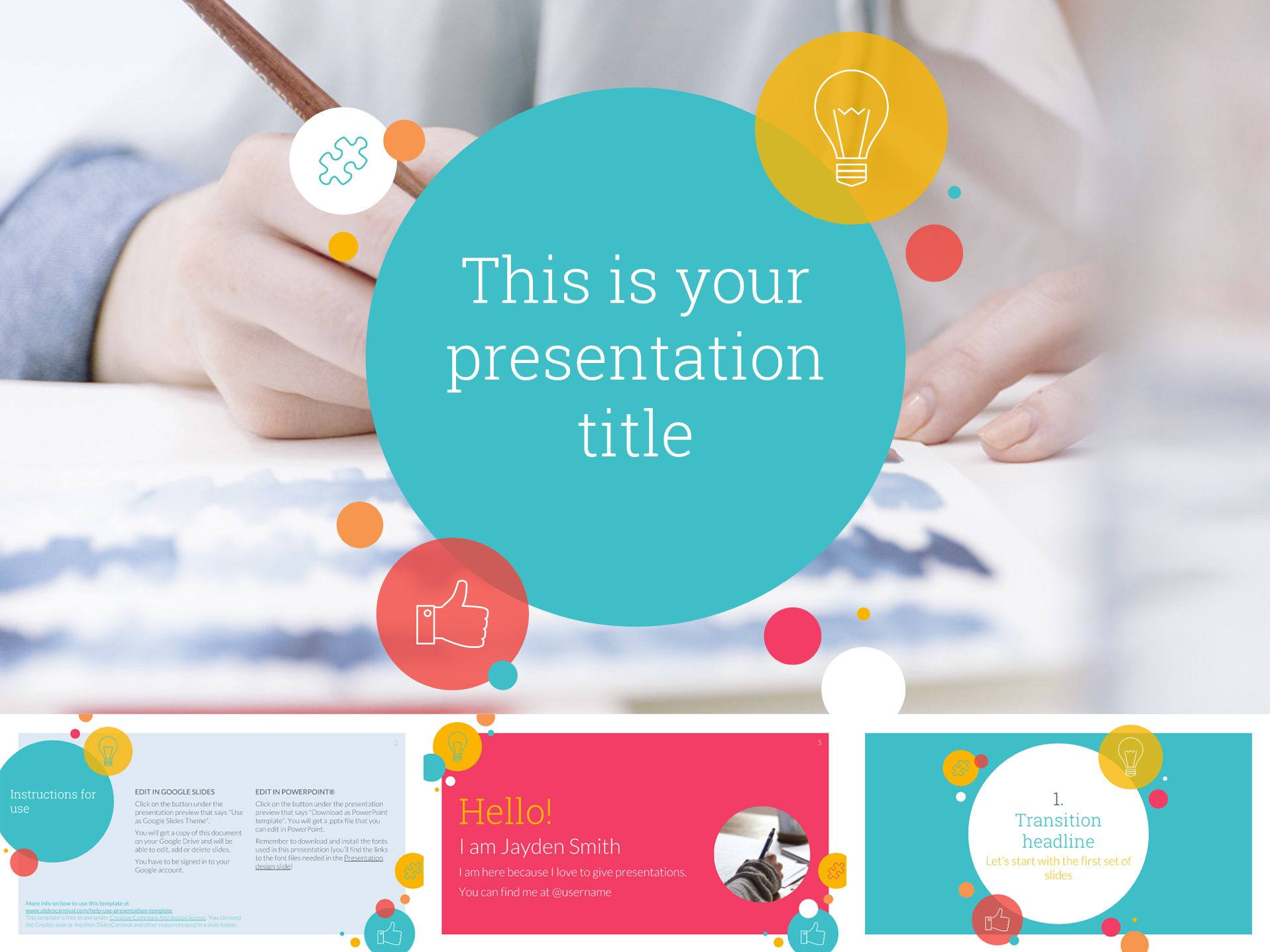 30 Free Google Slides Templates For Your Next Presentation For Fun Powerpoint T Powerpoint Template Free Free Powerpoint Presentations Powerpoint Slide Designs