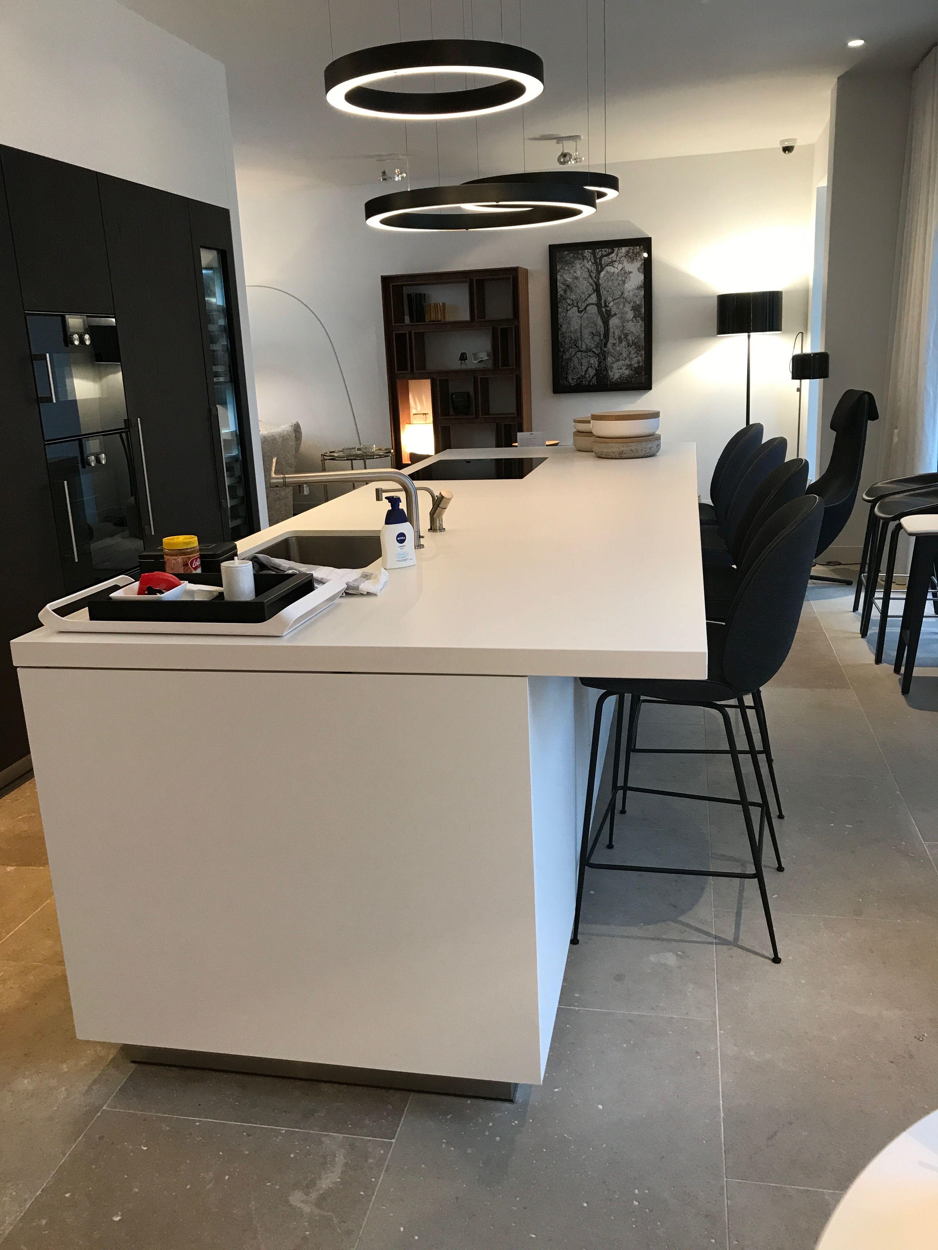 Podłoga | salon | Pinterest | Beleuchtung küche, Küche und Küche mit ...