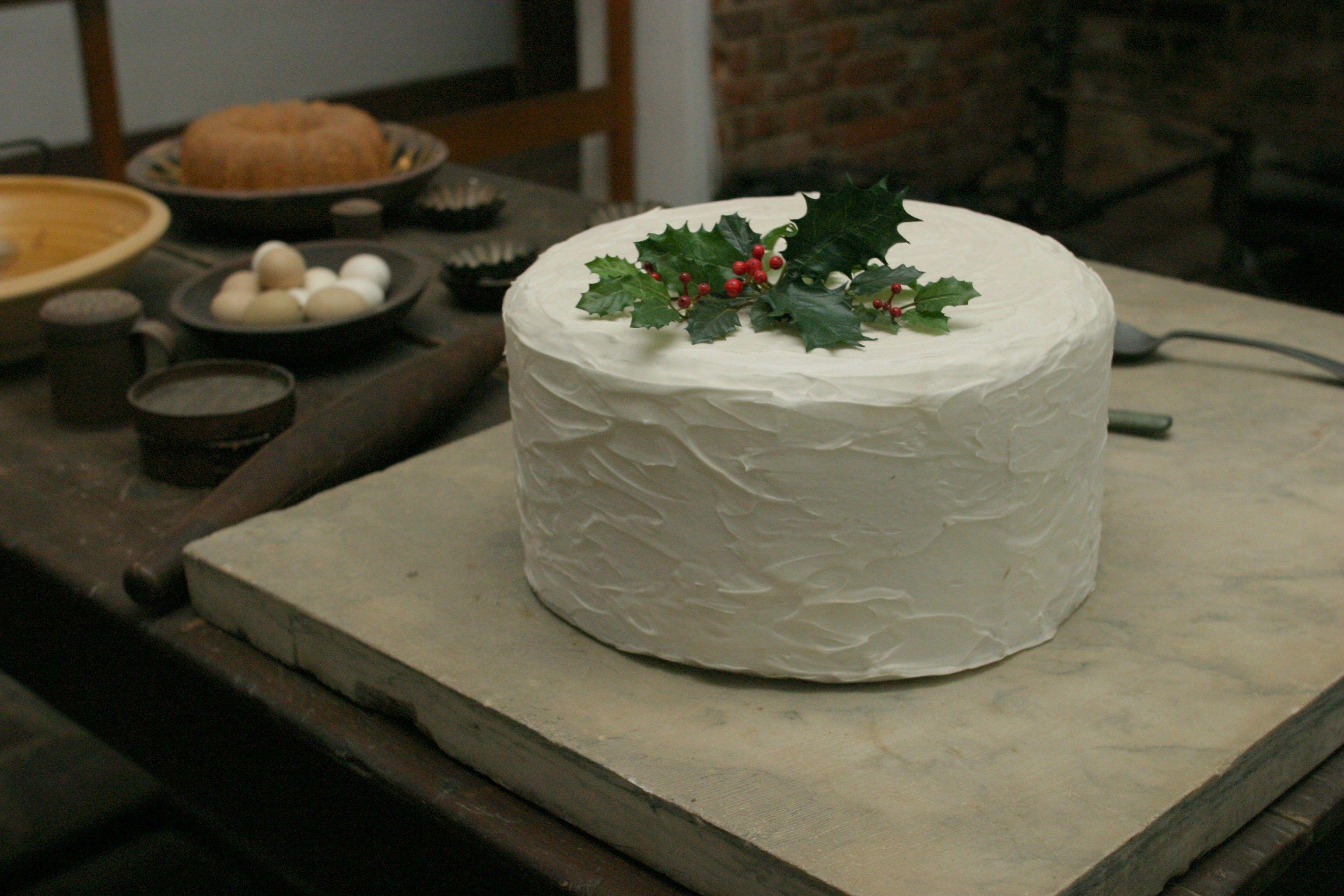 Martha Washington Cake Recipe