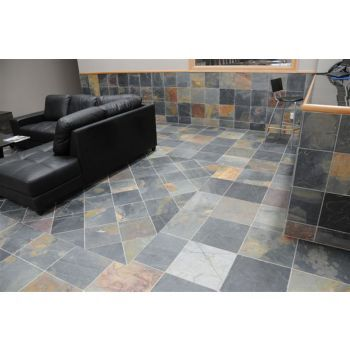 Slate Jak call iStone floors for all your kitchen / bath or flooring