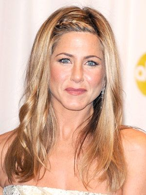 Hairstyles For Straightened Hair : Miley cyrus hairstyles more jennifer aniston and long hair