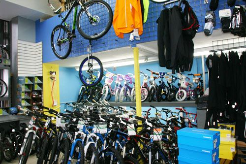 Sixth Avenue Bicycles Metro Bicycle Stores New York City Ny Nyc