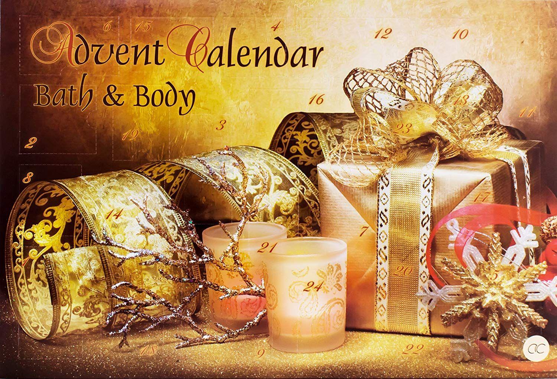 Weihnachtskalender Verschicken.Adventskalender Kosmetik Für Sie Damen Wellness Weihnachtskalender