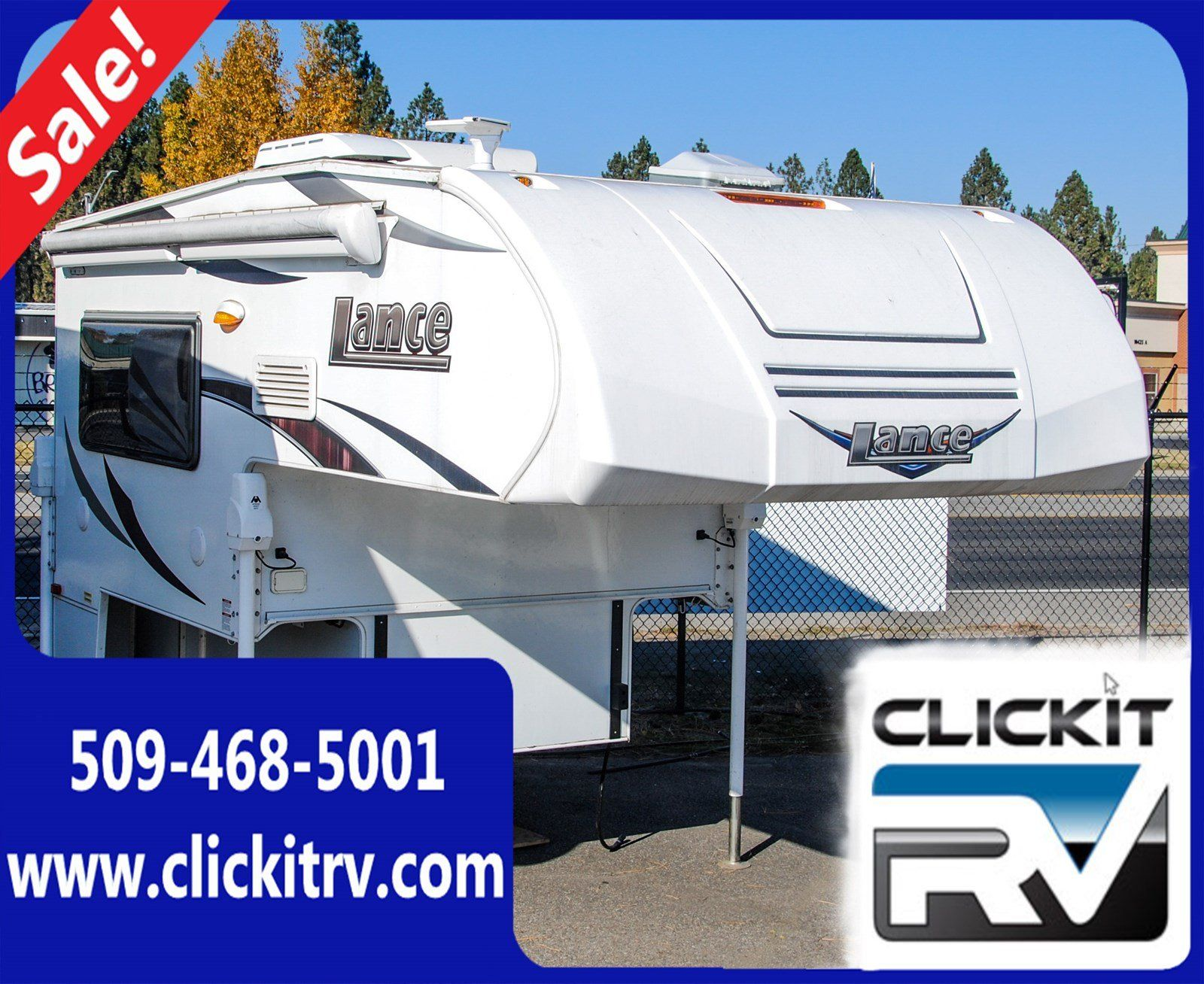 Pin by Clickit RV on Truck Campers Truck camper, Rvs for
