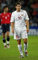 8/9/2004 Qualificazioni Mondiali Norvegia Bielorussia 1-1<br /> Bielorussia<br /> Vyacheslav Hleb - Hamburger SV<br /> <br /> Foto Insidefoto