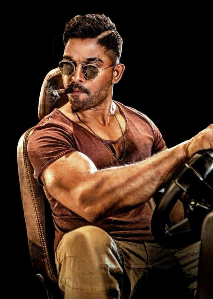 Allu Arjun Hair Cuts For Men In 2019 Actors Celebrities Allu