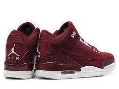 Air Jordan 3 retro -burgundy | Sneakers