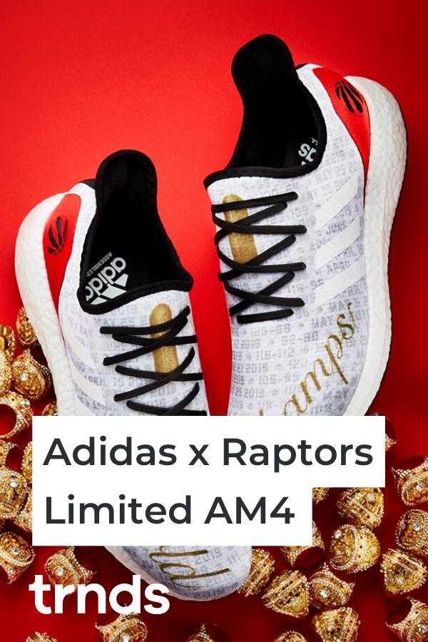 Adidas x Raptors Limited AM4 | Adidas