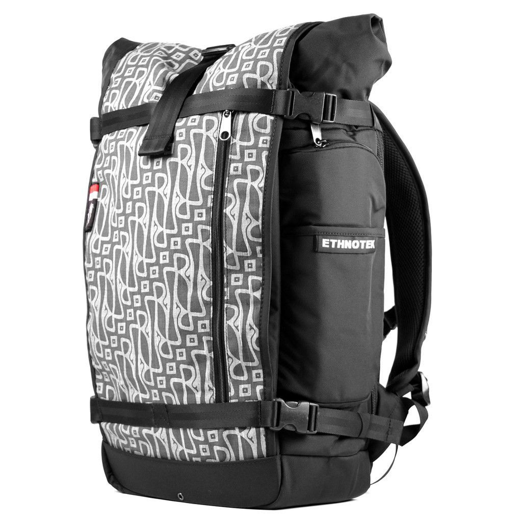 Indonesia 5 Laptop Backpack - The laptop compatible Raja Pack is made from  840-denier ballistic nylon and can handle anything from your home to office  ... 3bf88ab5487d