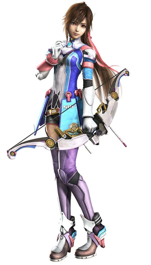 Reimi Saionji - Characters & Art - Star Ocean: The Last