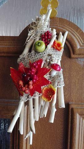 Jesenná dekorácia od Zuzana321 - Artmama.sk