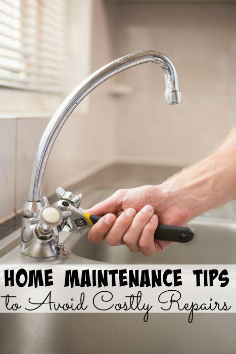 Photo of Tipps zur Wartung zu Hause, um kostspielige Reparaturen zu vermeiden – The Frugal Navy Wife